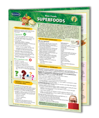 Raw Foods, Superfoods, Vegetarianism, Food Combining Charts